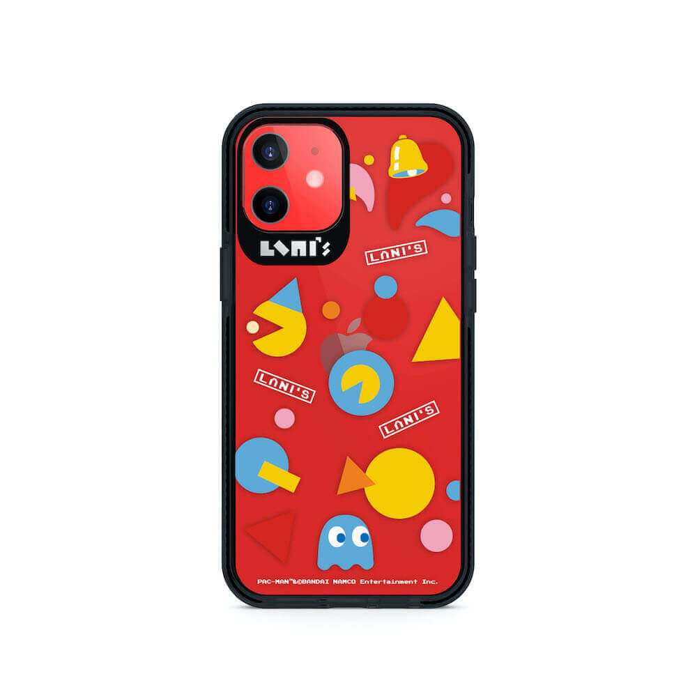 LANI's PAC-MAN 普普風i12紅