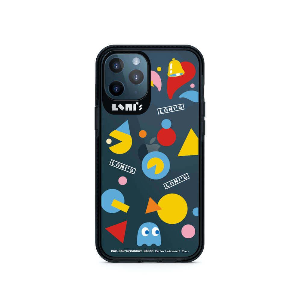 LANI's PAC-MAN 普普風i12pro海軍藍