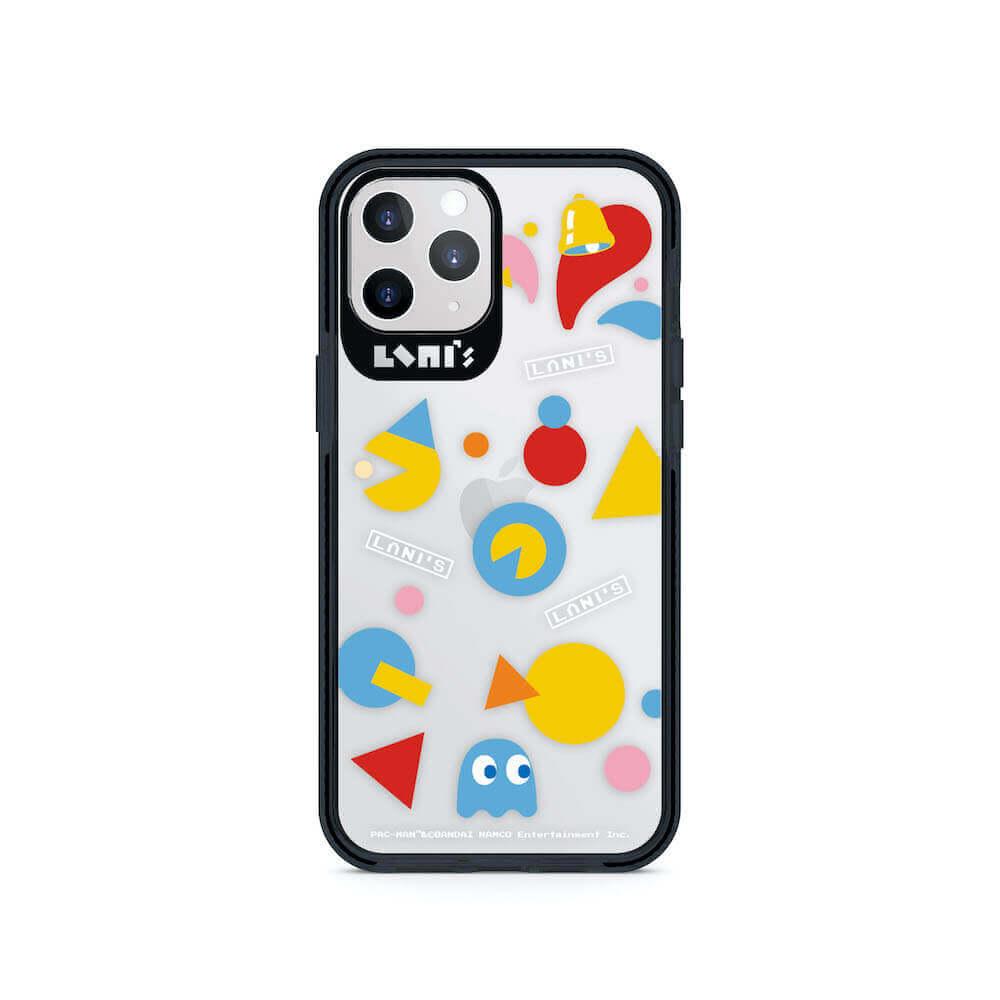 LANI's PAC-MAN 普普風i12pro銀