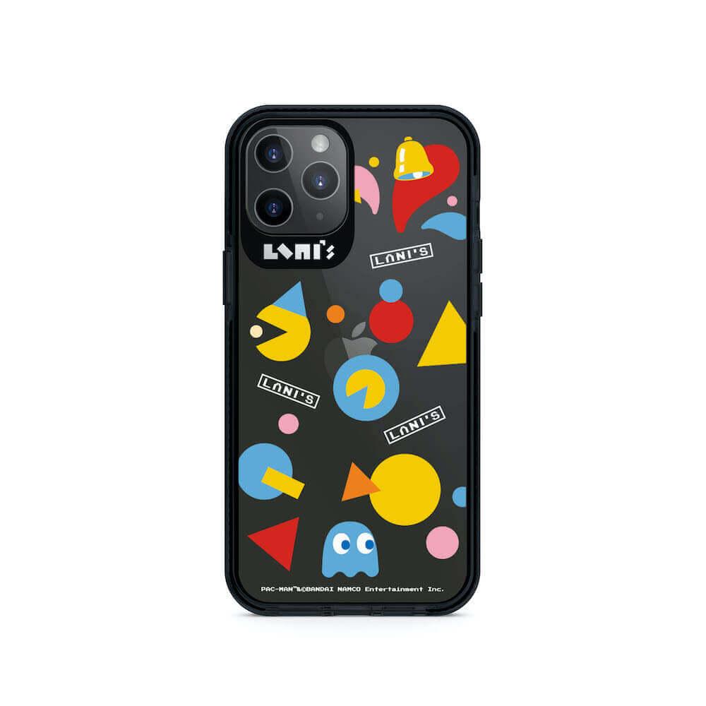 LANI's PAC-MAN 普普風i12pro黑