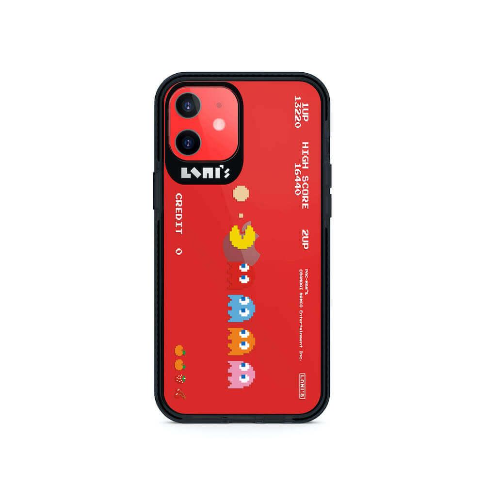 LANI's_PAC-MAN 經典電玩 i12紅